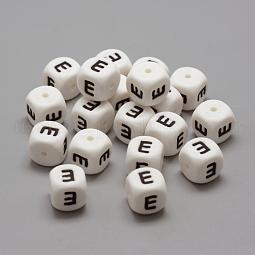 Food Grade Eco-Friendly Silicone Beads US-SIL-R001-E