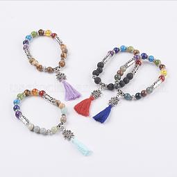 Chakra Jewelry US-BJEW-JB03524