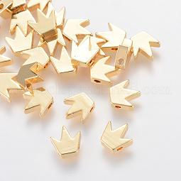 Brass Beads for Jewelry Craft Making US-KK-T014-12G