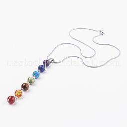 Chakra Jewelry US-NJEW-JN02080