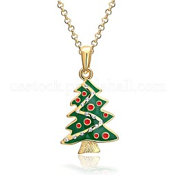 Zinc Alloy Pendant Necklaces US-NJEW-BB31525-A