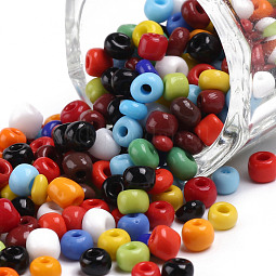 Glass Seed Beads US-SEED-A010-4mm-51