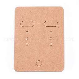 Paper Earring Display Card US-EDIS-ZX001