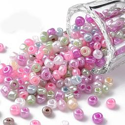 Glass Seed Beads US-SEED-A011-4mm