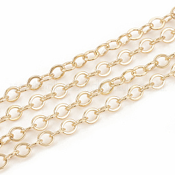 Brass Cable Chains US-CHC-S003-08G