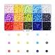 15 Colors Eco-Friendly Handmade Polymer Clay BeadsUS-CLAY-X0011-02B-1