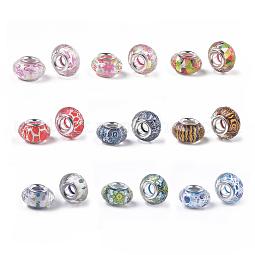 Resin European Beads US-RPDL-S013-11-M