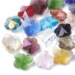 Transparent Glass Beads US-GLAA-Q067-01