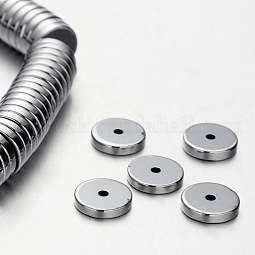 Electroplate Non-magnetic Synthetic Hematite Beads Strands US-G-F300-17B-01