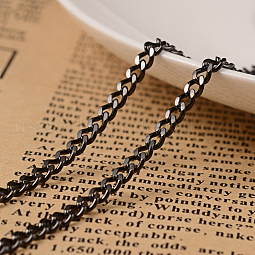 304 Stainless Steel Twisted Chains US-CHS-H007-48B