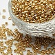 8/0 Electroplate Glass Seed BeadsUS-SEED-Q004-1-1
